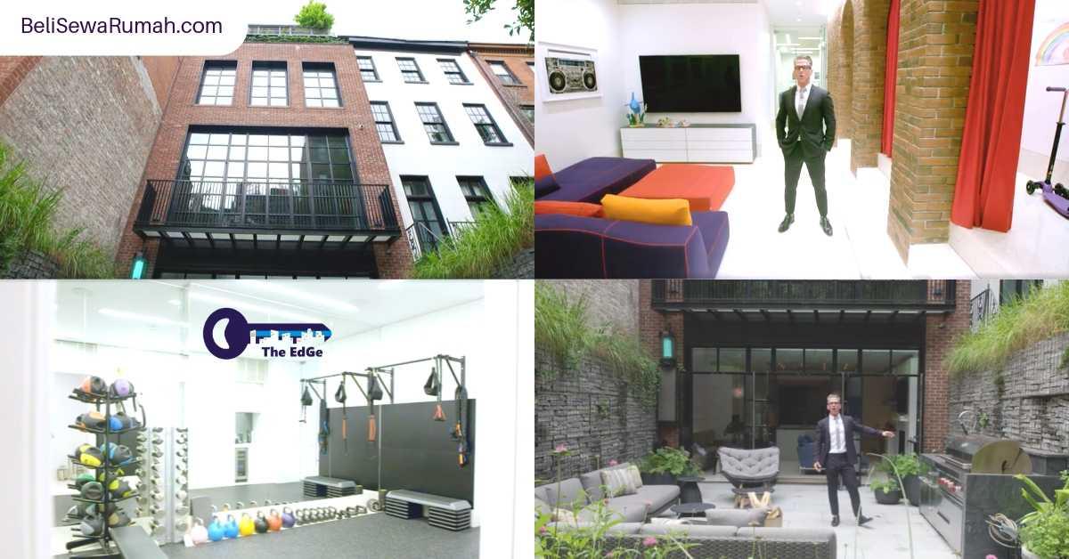 Inspirasi Dari Tur Rumah Lengkap Seharga Rp408 Miliar di Kota New York - BeliSewaRumah