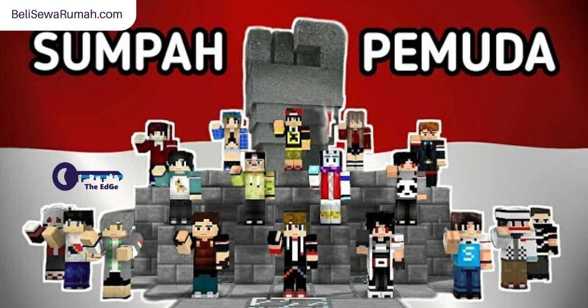 Inspirasi Dari Sumpah Pemuda ala Minecraft - BeliSewaRumah
