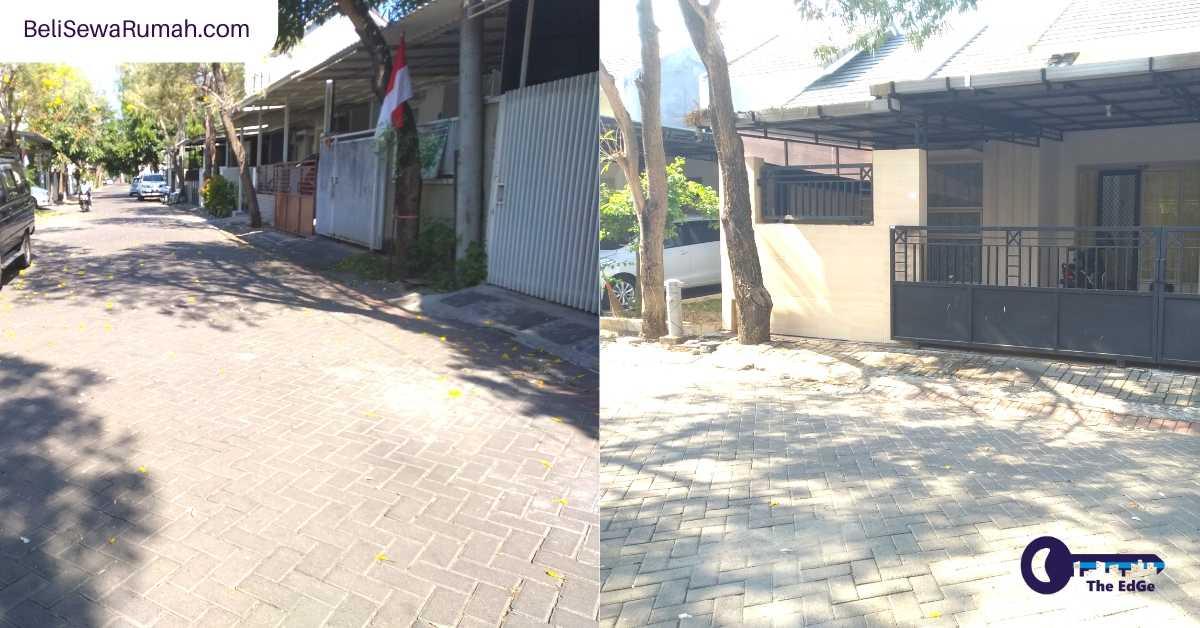 Jual Rumah Bukit Palma Siap Huni Citraland Surabaya - BeliSewaRumah