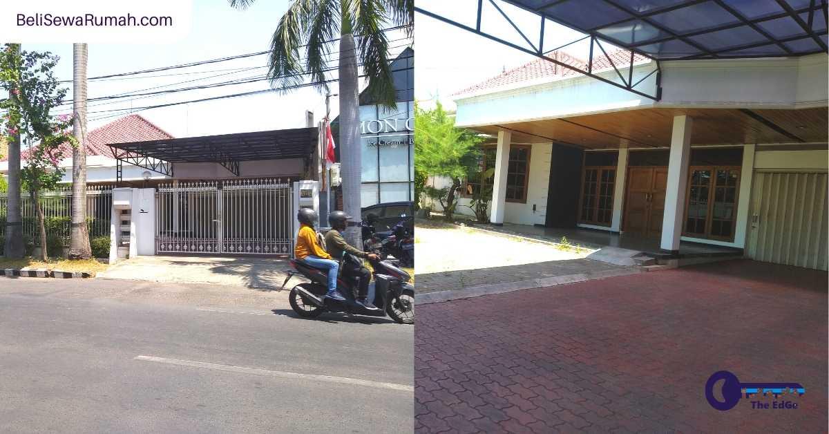Sewa Khusus Untuk Kantor Jalan Kartini Surabaya - BeliSewaRumah