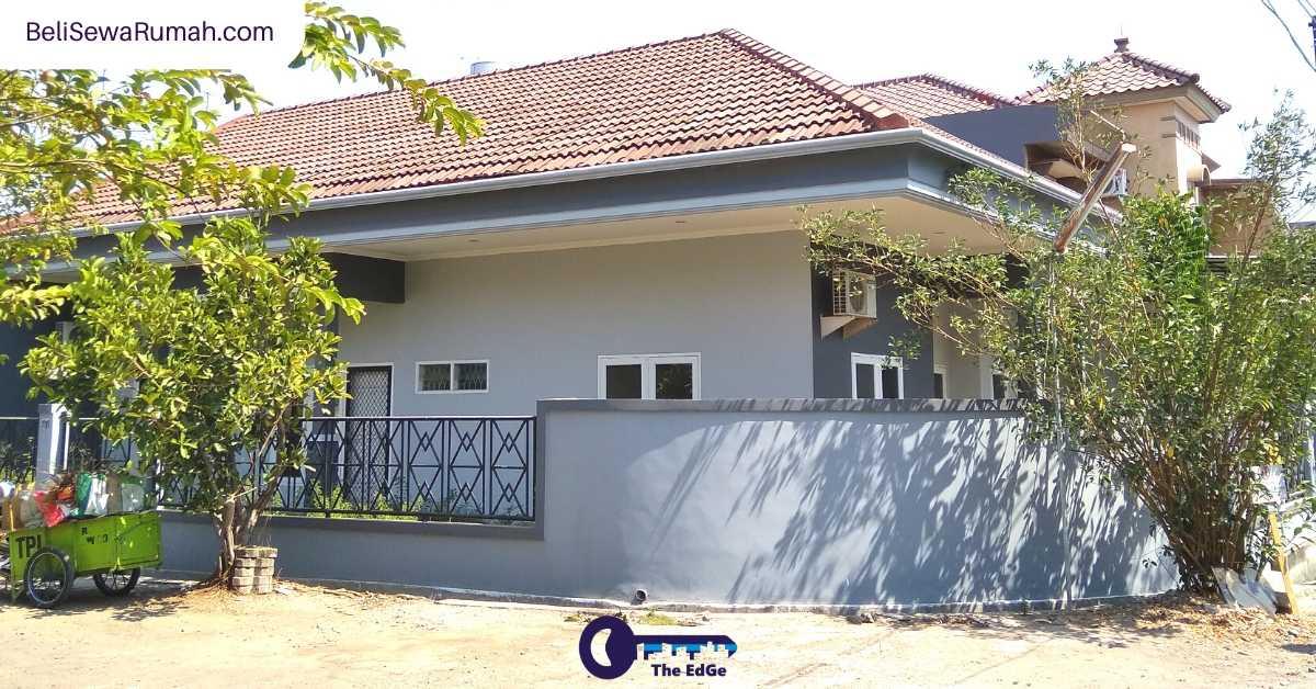 Jual Rumah Cantik Lokasi Strategis Taman Pondok Indah Wiyung Surabaya - BeliSewaRumah