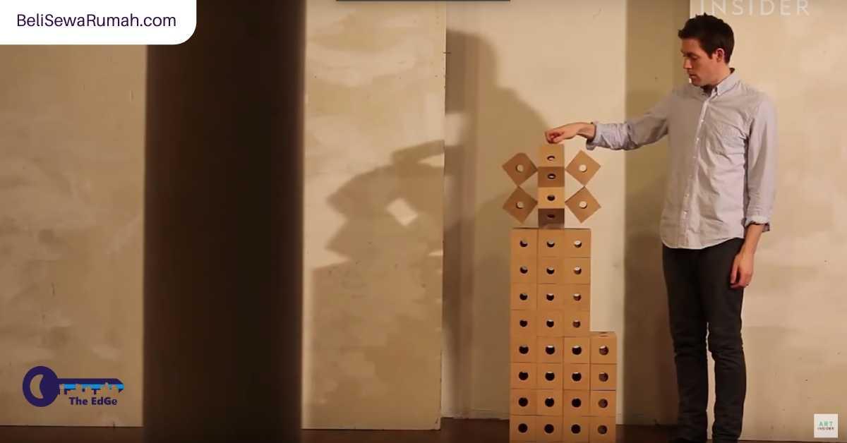 Dekorasi Balok Dinamis Ini Cocok Untuk Rumah - BeliSewaRumah