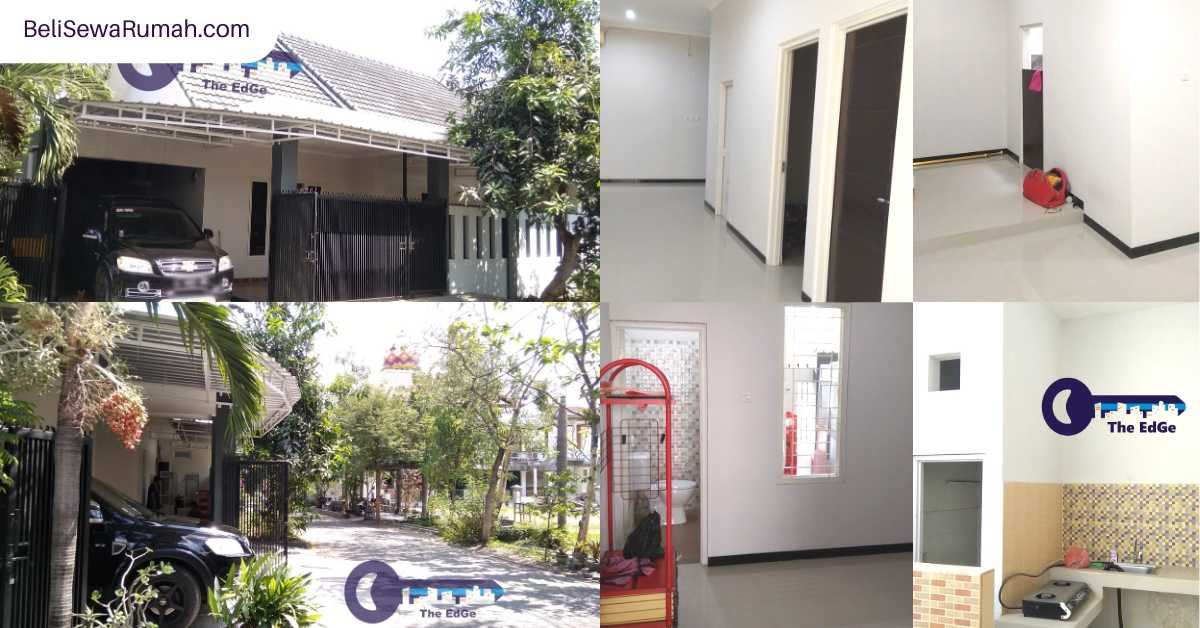 Jual Rumah Baru Selesai Renovasi Pondak Rosan Wiyung Surabaya - BeliSewaRumah