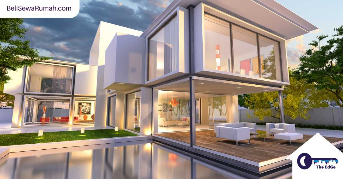 Desain Rumah Impian Menunjukkan Peristiwa Besar Dalam Hidup - BeliSewaRumah