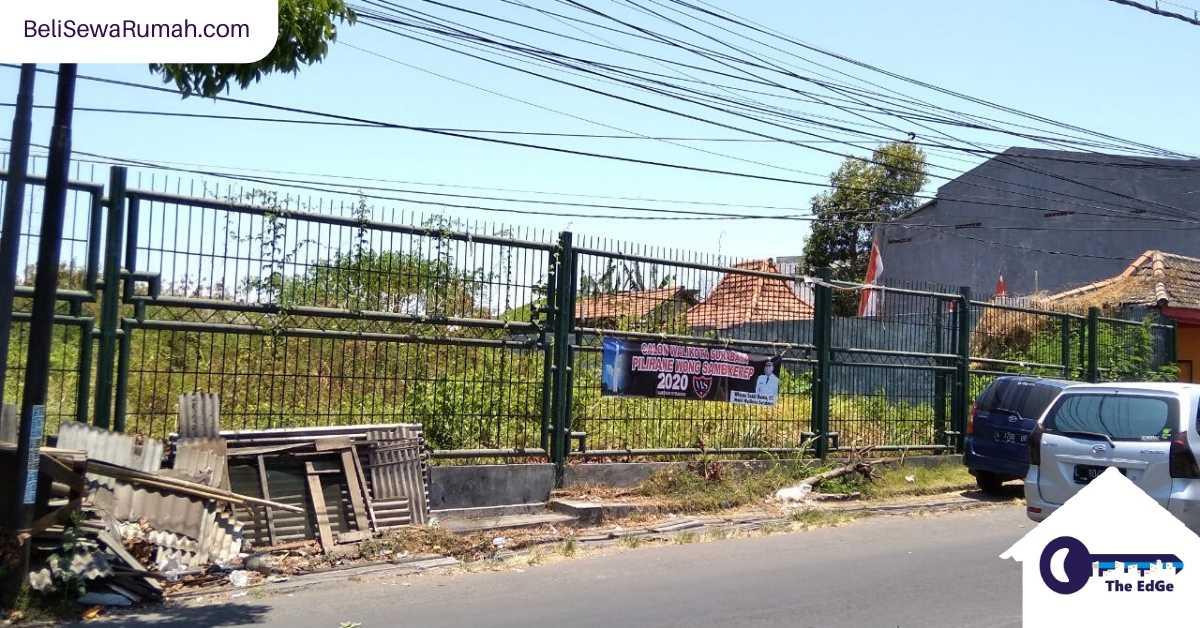 Jual Tanah Jalan Raya Lontar Surabaya - BeliSewaRumah 1