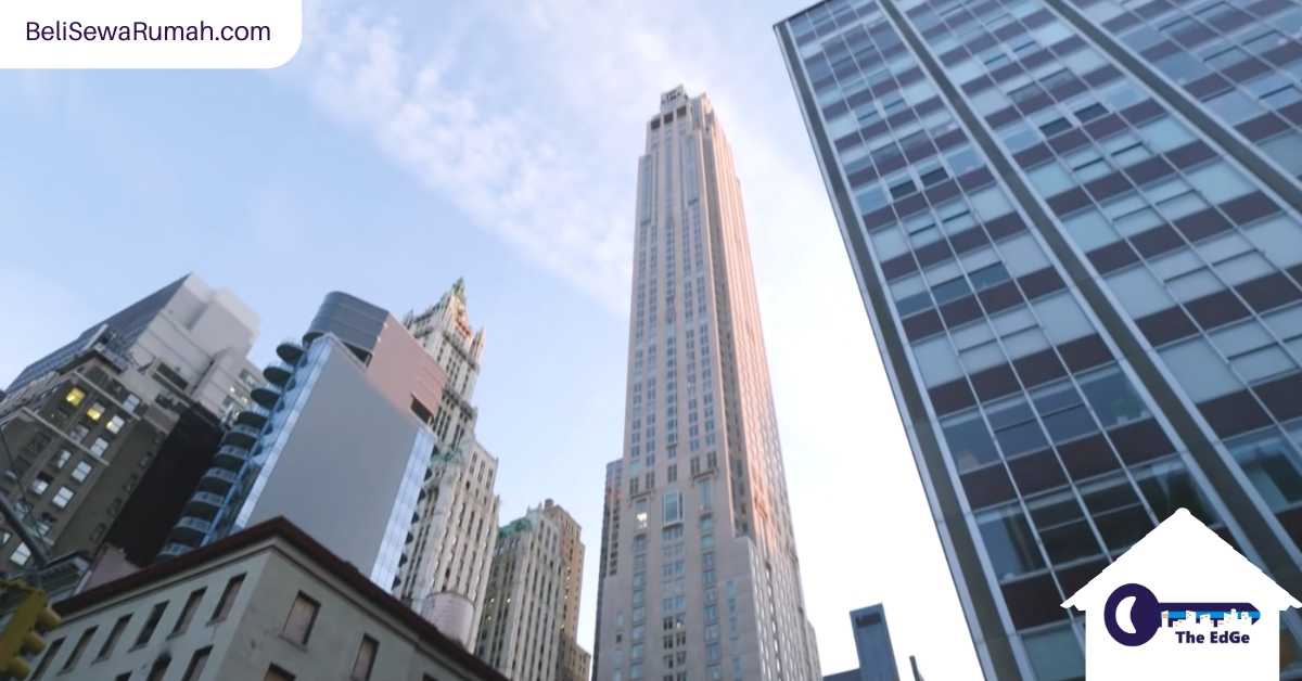 Tur ke Penthouse di TriBeCa New York - BeliSewaRumah