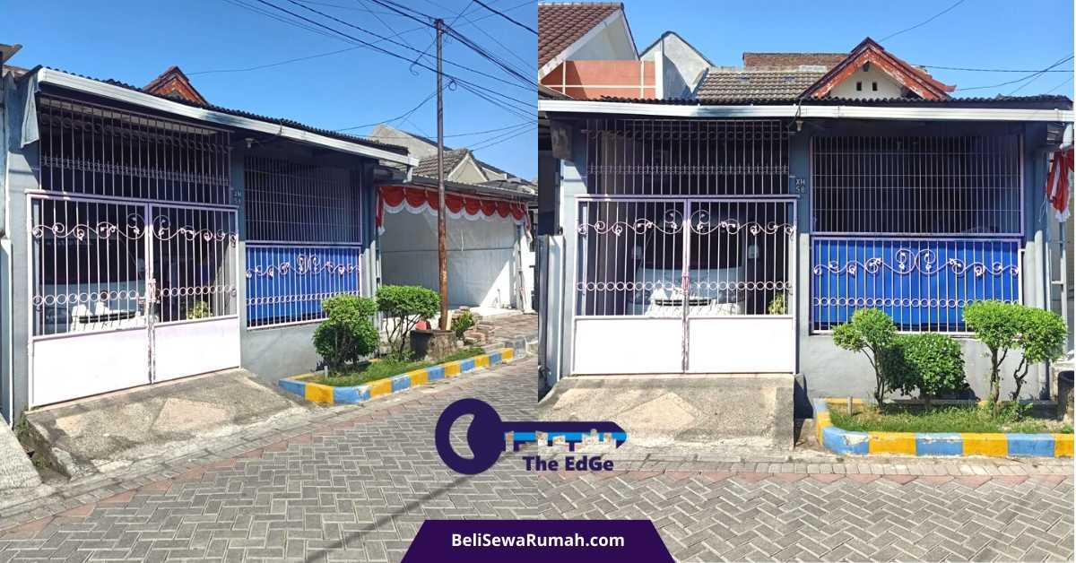 Jual Rumah Wisma Lidah Kulon Surabaya - BeliSewaRumah