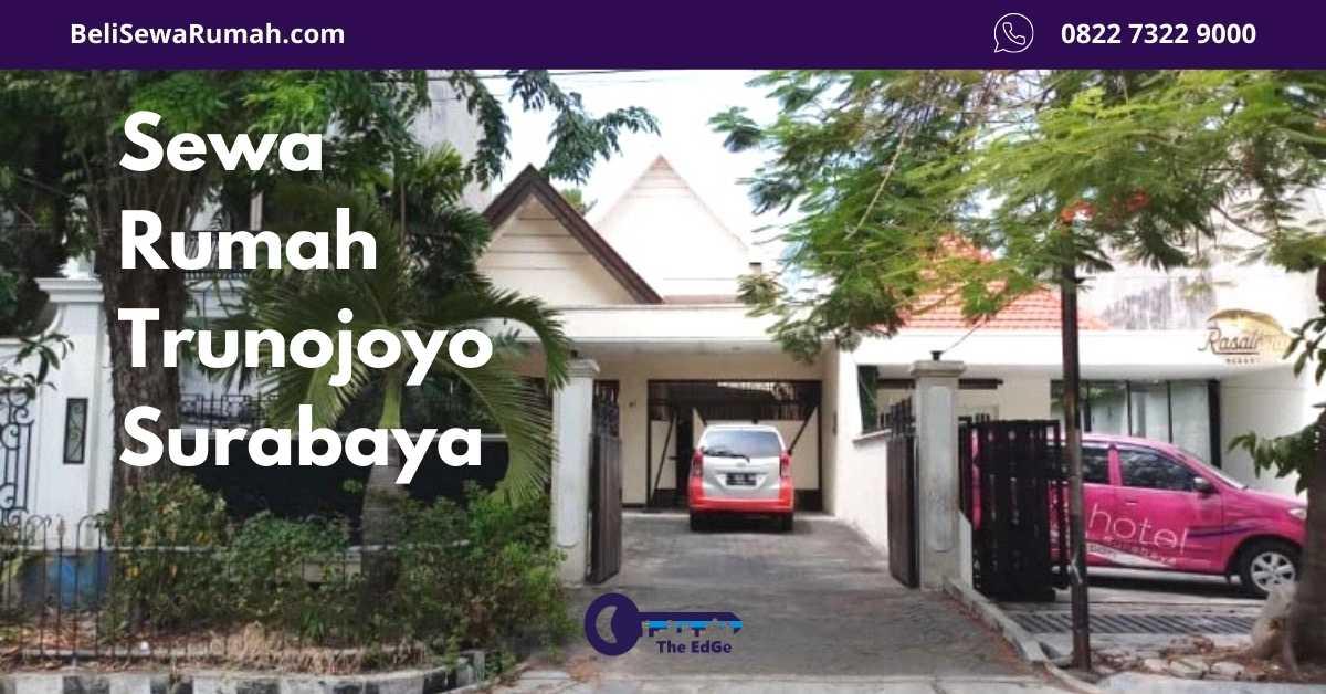 Sewa Rumah Trunojoyo Surabaya - Primary Listing - BeliSewaRumah