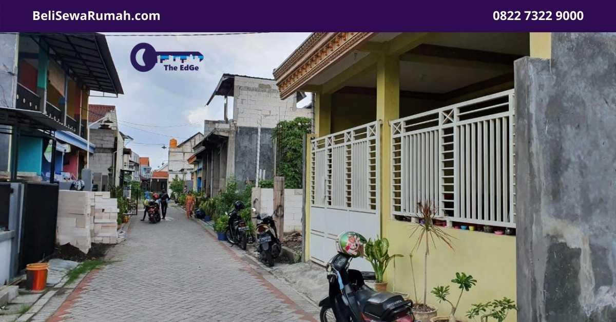 Jual Rumah Belakang RS Bhakti Dharma Husada Surabaya - BeliSewaRumah (1)