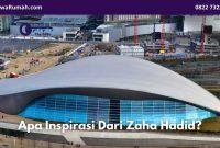 Inspirasi Dari Zaha Hadid - BeliSewaRumah