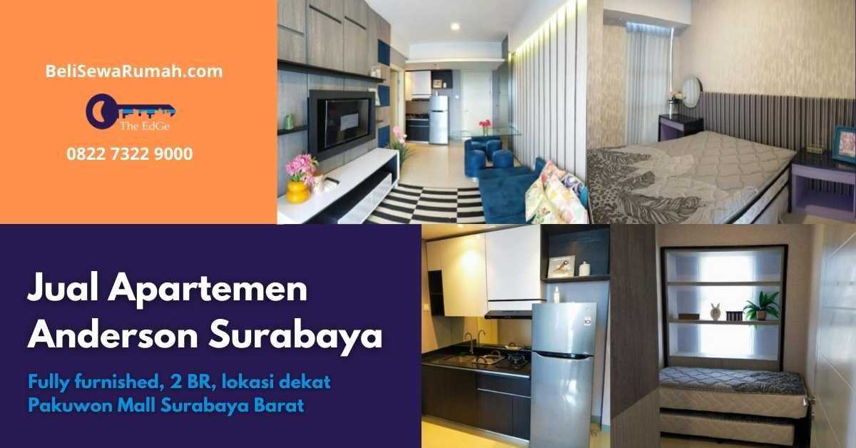 Jual Apartemen Anderson Fully Furnished Surabaya - BeliSewaRumah